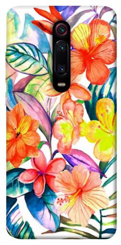 Чехол itsPrint Цветочный коктейль для Xiaomi Mi 9T Pro