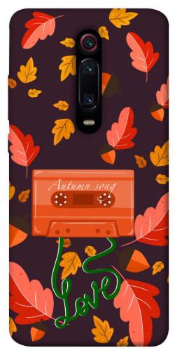 Чехол itsPrint Autumn sound для Xiaomi Mi 9T Pro