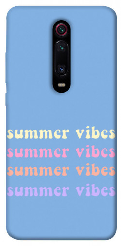 Чехол itsPrint Summer vibes для Xiaomi Mi 9T Pro