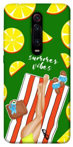 Чехол itsPrint Summer girl для Xiaomi Mi 9T Pro