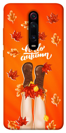 Чехол itsPrint Hello autumn для Xiaomi Mi 9T Pro