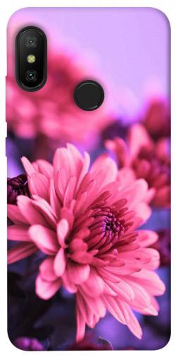 Чехол itsPrint Нежная хризантема для Xiaomi Mi A2 Lite / Xiaomi Redmi 6 Pro