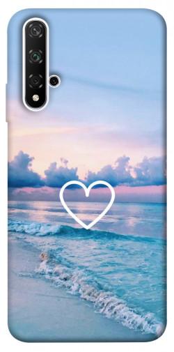 Чехол itsPrint Summer heart для Huawei nova 5T