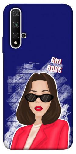 Чехол itsPrint Girl boss для Huawei nova 5T