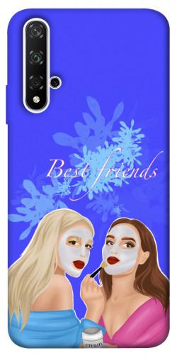 Чехол itsPrint Best friends для Huawei nova 5T