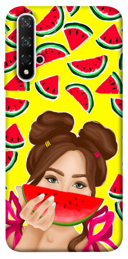 Чехол itsPrint Watermelon girl для Huawei nova 5T