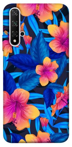 Чехол itsPrint Цветочная композиция для Huawei nova 5T