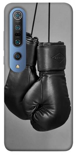Чехол itsPrint Черные боксерские перчатки для Xiaomi Mi 10 / Mi 10 Pro