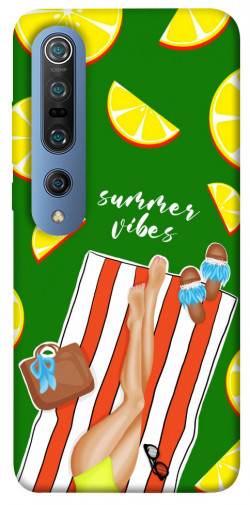 Чехол itsPrint Summer girl для Xiaomi Mi 10 / Mi 10 Pro