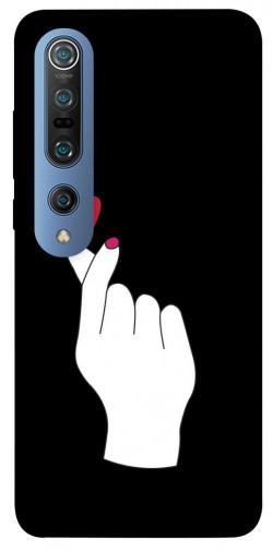 Чехол iPrint Сердце в руке для Xiaomi Mi 10 / Mi 10 Pro