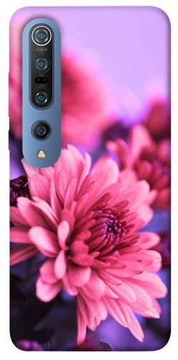 Чехол itsPrint Нежная хризантема для Xiaomi Mi 10 / Mi 10 Pro