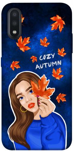 Чехол itsPrint Cozy autumn для Samsung Galaxy A01