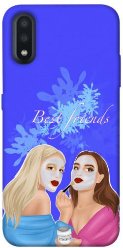 Чехол itsPrint Best friends для Samsung Galaxy A01