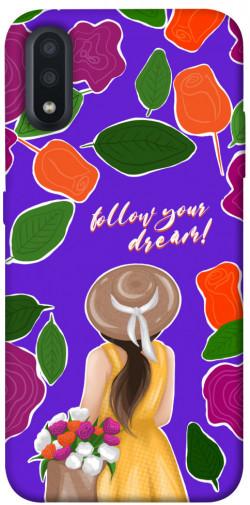 Чехол itsPrint Girl dreamer для Samsung Galaxy A01