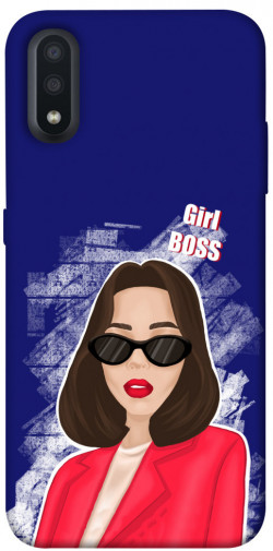 Чехол itsPrint Girl boss для Samsung Galaxy A01