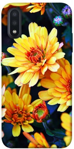 Чехол itsPrint Yellow petals для Samsung Galaxy A01