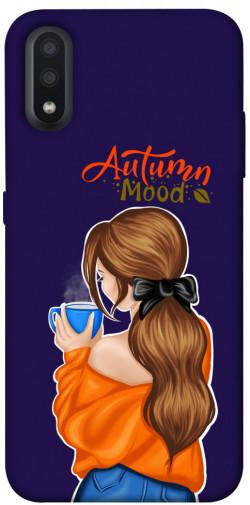 Чехол itsPrint Autumn mood для Samsung Galaxy A01