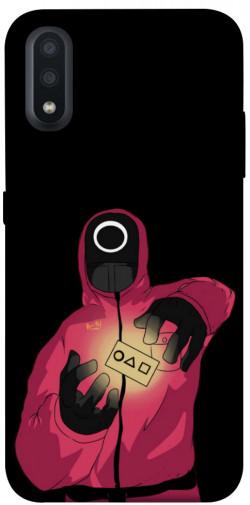 Чехол itsPrint Squid Game picture 9 для Samsung Galaxy A01