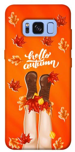 Чехол itsPrint Hello autumn для Samsung G950 Galaxy S8