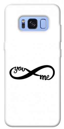 Чехол iPrint You&me для Samsung G950 Galaxy S8