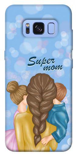 Чехол itsPrint Super mommy для Samsung G950 Galaxy S8