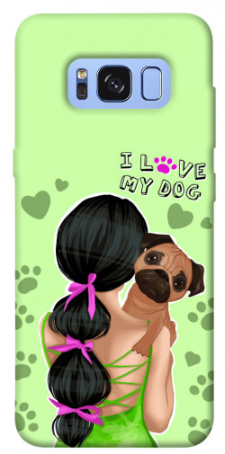 Чехол itsPrint Love my dog для Samsung G950 Galaxy S8
