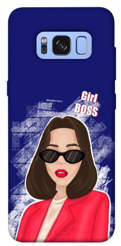 Чехол itsPrint Girl boss для Samsung G950 Galaxy S8