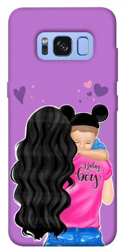 Чехол itsPrint Baby boy для Samsung G950 Galaxy S8