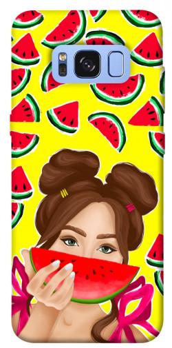 Чехол itsPrint Watermelon girl для Samsung G950 Galaxy S8