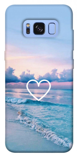 Чехол itsPrint Summer heart для Samsung G950 Galaxy S8