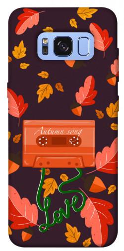 Чехол itsPrint Autumn sound для Samsung G950 Galaxy S8