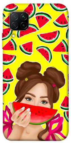 Чехол itsPrint Watermelon girl для Huawei P40 Lite