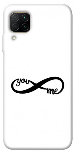 Чехол iPrint You&me для Huawei P40 Lite