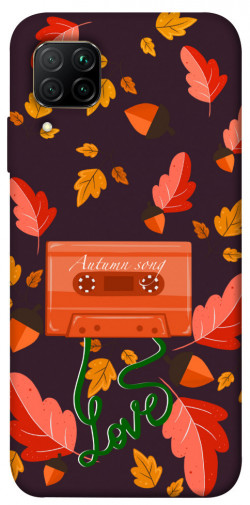 Чехол itsPrint Autumn sound для Huawei P40 Lite