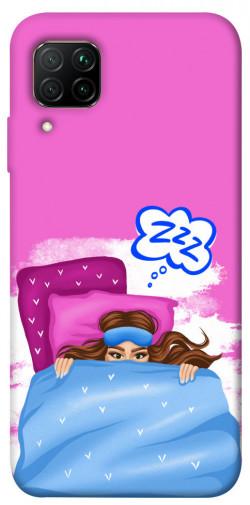 Чехол itsPrint Sleepу girl для Huawei P40 Lite