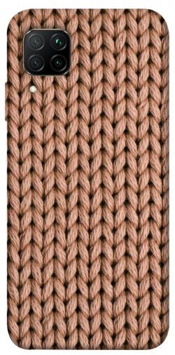 Чехол itsPrint Knitted texture для Huawei P40 Lite