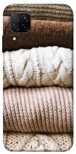 Чехол itsPrint Knitted aesthetics для Huawei P40 Lite