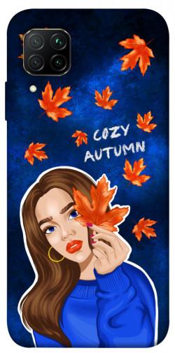 Чехол itsPrint Cozy autumn для Huawei P40 Lite