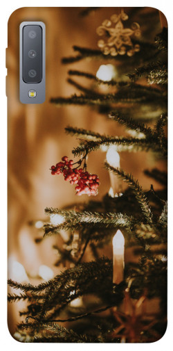 Чехол iPrint Новогоднее украшение для Samsung A750 Galaxy A7 (2018)