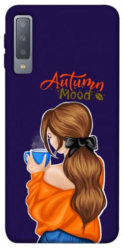 Чехол itsPrint Autumn mood для Samsung A750 Galaxy A7 (2018)