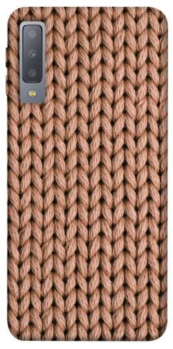 Чехол itsPrint Knitted texture для Samsung A750 Galaxy A7 (2018)