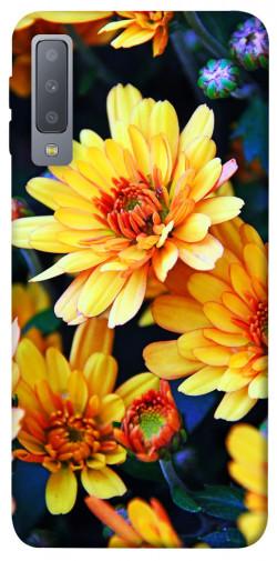 Чехол itsPrint Yellow petals для Samsung A750 Galaxy A7 (2018)