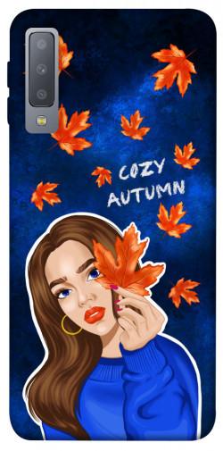 Чехол itsPrint Cozy autumn для Samsung A750 Galaxy A7 (2018)