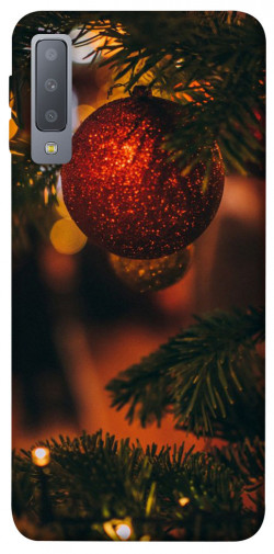 Чехол iPrint Елочная игрушка для Samsung A750 Galaxy A7 (2018)