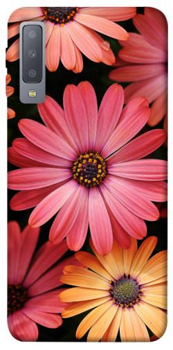 Чехол itsPrint Осенние цветы для Samsung A750 Galaxy A7 (2018)