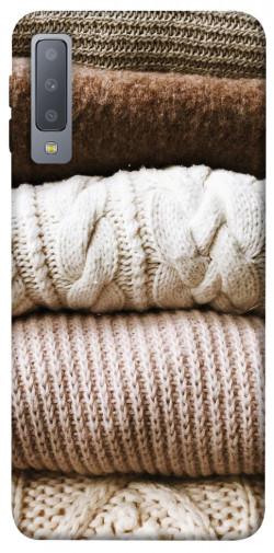 Чехол itsPrint Knitted aesthetics для Samsung A750 Galaxy A7 (2018)