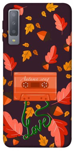 Чехол itsPrint Autumn sound для Samsung A750 Galaxy A7 (2018)