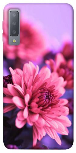 Чехол itsPrint Нежная хризантема для Samsung A750 Galaxy A7 (2018)