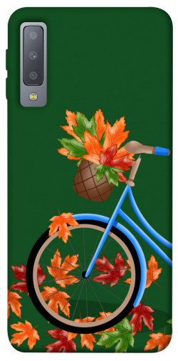 Чехол itsPrint Осенняя прогулка для Samsung A750 Galaxy A7 (2018)