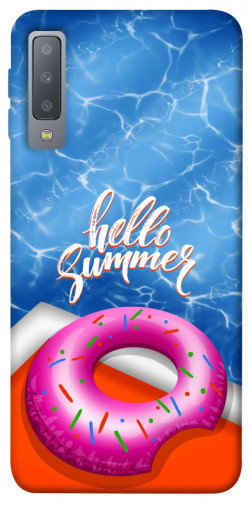 Чехол itsPrint Hello summer для Samsung A750 Galaxy A7 (2018)